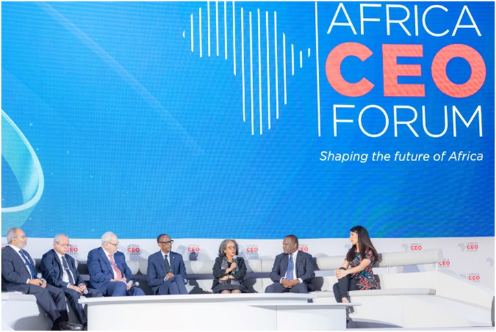 The Africa CEO Forum 2019